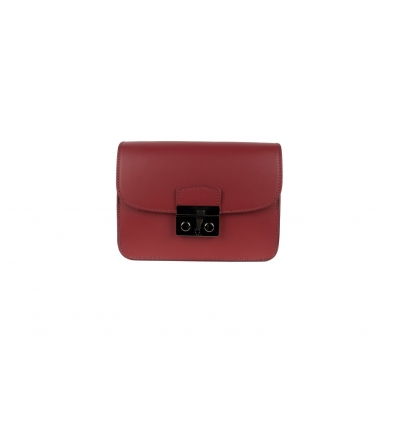 Женские сумки Virginia Conti 1353black23-red