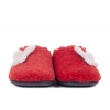 Тапочки мужские Inblu NC-9B(red)