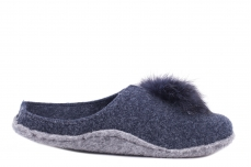 Тапочки женские Inblu P2-6X-blu
