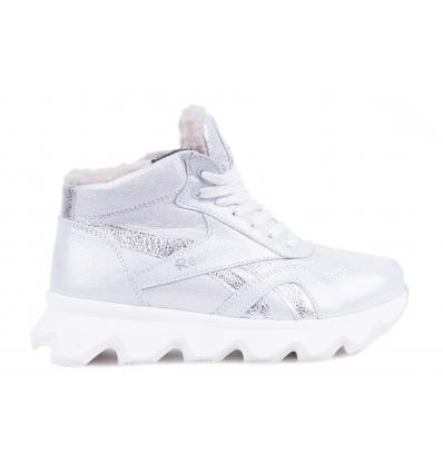 Кроссовки женские crosSAV 50serebro-white