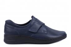 Туфли женские J-T 0539 dark blue