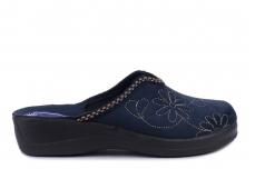 Тапочки женские Inblu ES-4B blue