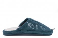 Тапочки женские Home Story 91245-EC smarahd