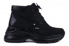 Ботинки женские Salero 2307 blk