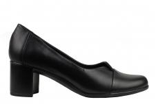 Классические туфли Vittorio Polli 3073k blk