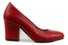 Классические туфли PANORAMA PN1/08red k
