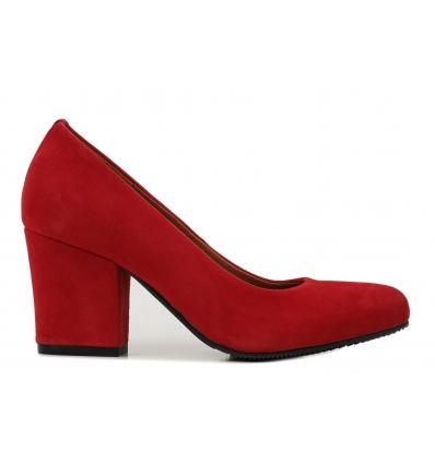 Классические туфли PANORAMA PN1/08zamch red
