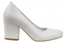 Классические туфли PANORAMA PN1/08white