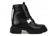 Ботинки женские Olli K-112blk