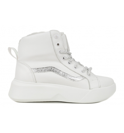 Кроссовки женские crosSAV 341k white