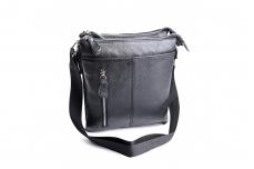 Мужские сумки 4cases 3639 Black