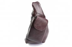Мужские сумки 4cases 712-coffee