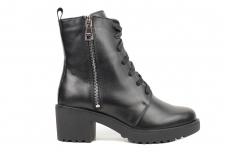 Ботинки женские Mida 240107blk