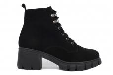 Ботинки женские PANORAMA PN695/211z blk