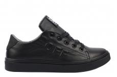Кеды мужские crosSAV 2110(black)