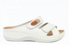 Шлепанцы Inblu 36-3С1(white)