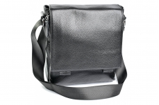 Мужские сумки 4cases 8877 Black