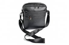 Мужские сумки 4cases 17622-3 Black