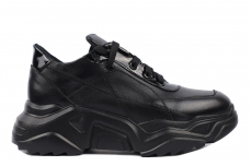 Кроссовки женские PANORAMA PN013(black)