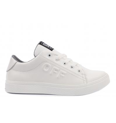Кеды мужские crosSAV 2110(white)