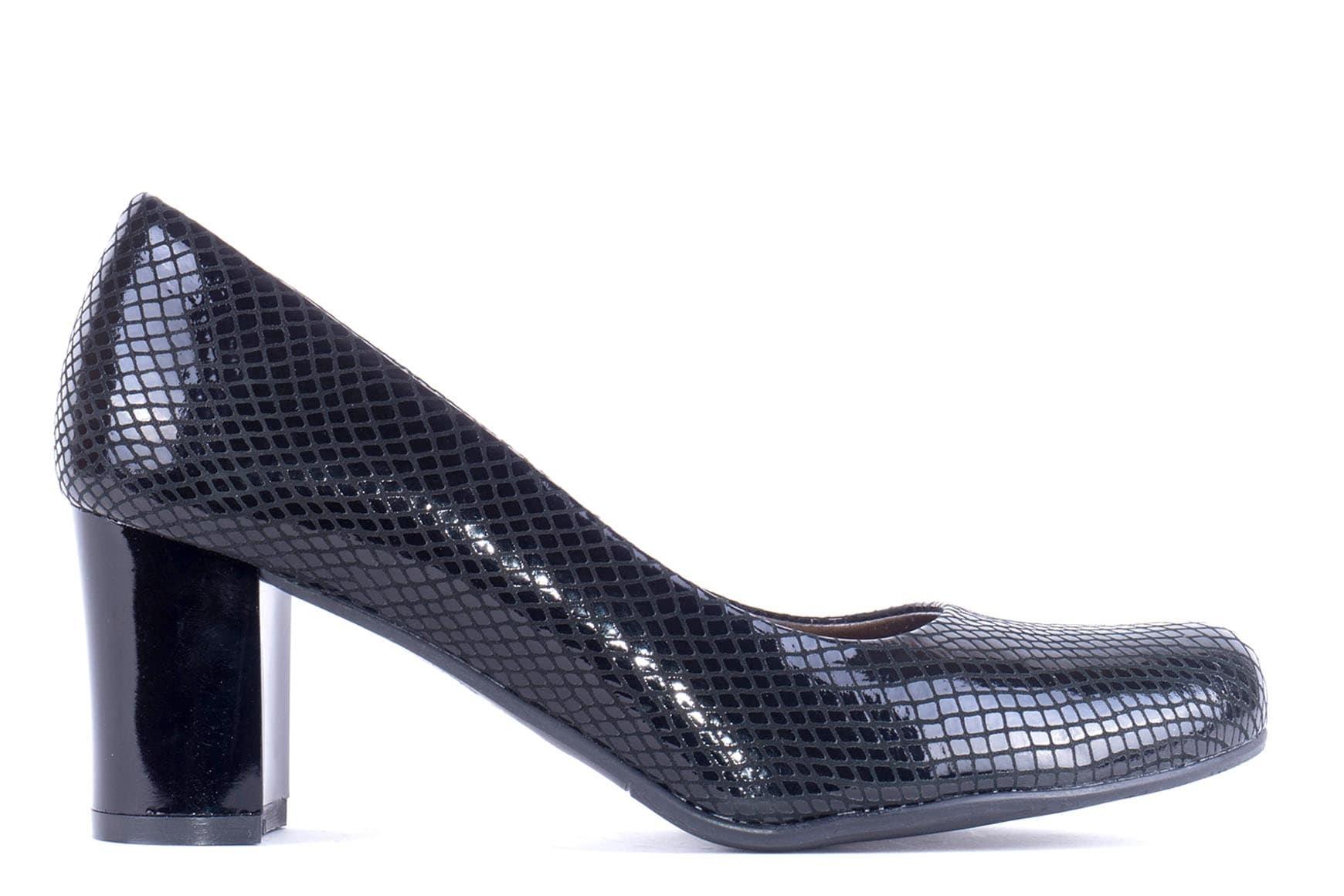 Купить Туфли женские Goral 492-k-black с доставкой по Украине 6b83655d943be